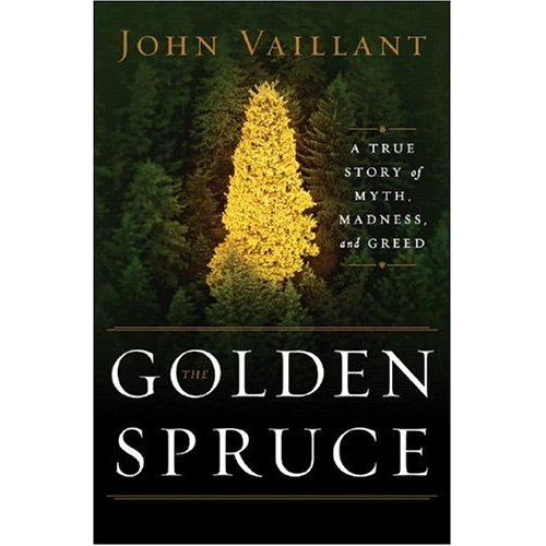 Golden Spruce Images The Golden Spruce Cover