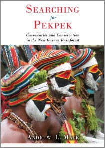 Cover of Searching for Pekpek, by Andrew Mack
